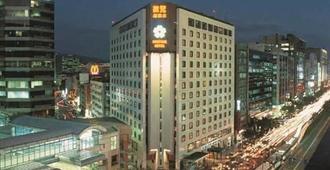 兄弟大饭店 - 台北 - 建筑