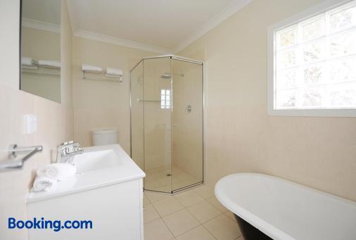 巴恩酒店 - 干比尔山 - 浴室