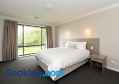 巴恩酒店 - 干比尔山 - 睡房