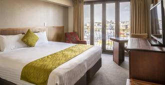 奥克兰国敦酒店 - 奥克兰 - 睡房