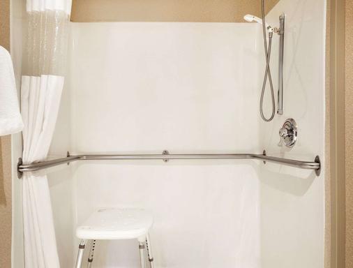 苏福尔斯贝蒙特套房酒店 - 苏福尔斯 - 浴室