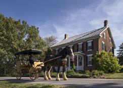 皮森特菲尔德家庭旅馆 - 卡莱尔 - 建筑