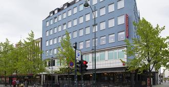 松恩酒店 - 特隆赫姆 - 建筑