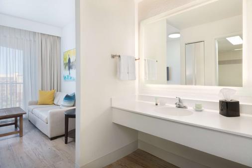 西拉塔海滩度假酒店 - 圣彼得海滩 - 浴室