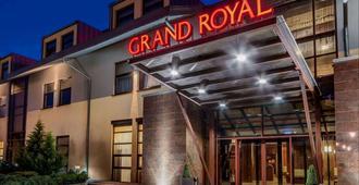 格兰德皇家酒店 - 波兹南 - 建筑