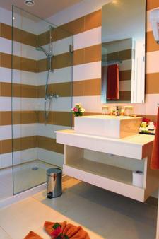 西贝尔莱姆海滩酒店 - 米多恩 - 浴室