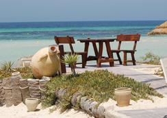 西贝尔莱姆海滩酒店 - 米多恩 - 海滩