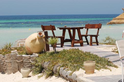 吉尔巴岛西贝尔莱姆海滩度假村 - 米多恩 - 海滩