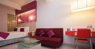 西哈马佩斯菲芙酒店 - 万隆 - 睡房