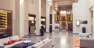 南特中心格兰德美居酒店 - 南特 - 大厅