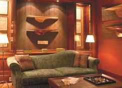 科鲁尼亚菲斯特雷 NH 系列酒店 - 拉科鲁尼亚 - 客厅