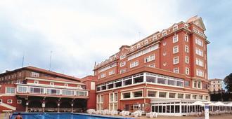 拉科鲁纳菲尼斯泰尔nh典藏酒店 - 拉科鲁尼亚 - 建筑