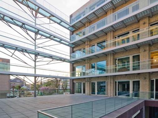 市中心马赛克酒店 - 阿姆斯特丹 - 建筑