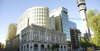 圣地亚哥德阿尔马格罗圣地亚哥中央酒店 - 圣地亚哥 - 建筑