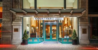 马里奥特科特酒店,匹兹堡市中心 - 匹兹堡 - 建筑