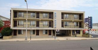 锡赛德海茨干坞汽车旅馆 - 希塞德高地 - 建筑