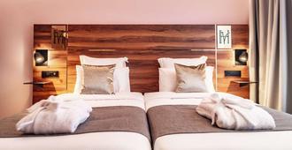 佛日酒店 - 贝斯特韦斯特顶级精选酒店 - 斯特拉斯堡 - 睡房