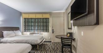 生态小屋酒店 - 西孟斐斯 - 睡房