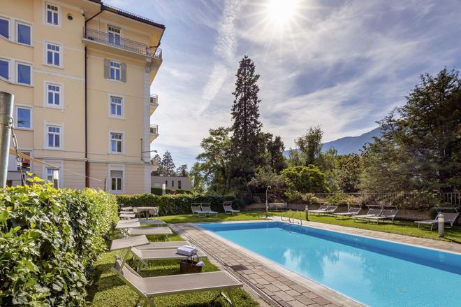 科尔平酒店 - 梅拉诺 - 游泳池