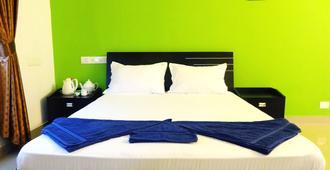 MS 住宅酒店 - 科钦 - 睡房