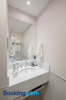 西达德拜萨城际酒店 - 阿雷格里港 - 浴室