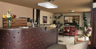 切兹皮埃尔汽车旅馆 - 拉马尔拜 - 柜台