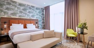 波尔多中心品质酒店 - 波尔多 - 睡房
