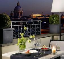 罗马第一豪华艺术酒店