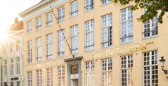 德图雷恩酒店 - 世界小型豪华酒店 - 布鲁日 - 建筑