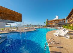 科斯塔北马萨瓜楚酒店 - 卡拉瓜塔图巴 - 游泳池