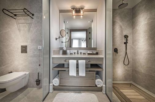 阿利恩姆博德鲁姆别墅度假村 - 博德鲁姆 - 浴室