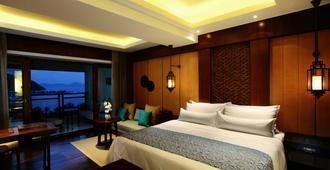 三亚半山半岛度假酒店 - 三亚 - 睡房