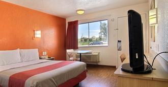 阿比林6号莫泰尔酒店 - 阿比林 - 睡房