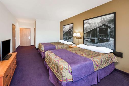哥伦比亚东部速8酒店 - 哥伦比亚 - 睡房