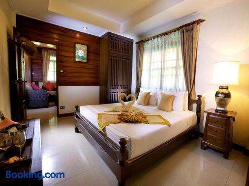 苏梅岛微笑之家宾馆 - 苏梅岛 - 睡房