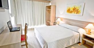 阿雷格里港丹酒店 - 阿雷格里港 - 睡房