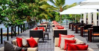 斯里兰卡盛泰乐雅沙水疗及度假村 - 本托塔 - 餐馆