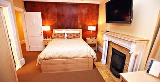 华盛顿广场餐厅旅馆 - 克利夫兰 - 睡房
