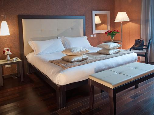 弗姆港C-俱乐部酒店 - 罗马 - 睡房