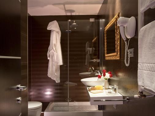 弗姆港C-俱乐部酒店 - 罗马 - 浴室