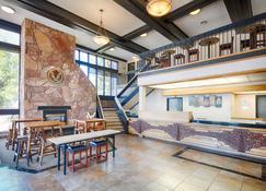米苏拉红狮酒店 - 米苏拉 - 大厅