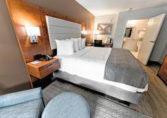海风贝斯特韦斯特酒店 - 希尔顿海德 - 睡房