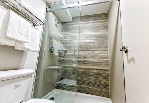 海风贝斯特韦斯特酒店 - 希尔顿海德 - 浴室