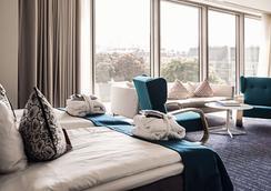 凯瑞华晟酒店-赛阿 - 斯德哥尔摩 - 睡房