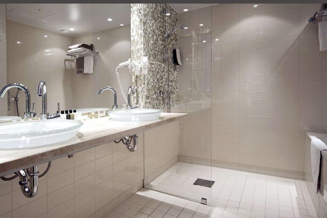 凯瑞华晟酒店-赛阿 - 斯德哥尔摩 - 浴室