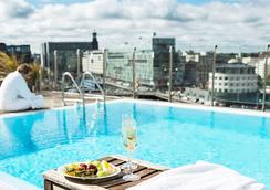 凯瑞华晟酒店-赛阿 - 斯德哥尔摩 - 游泳池