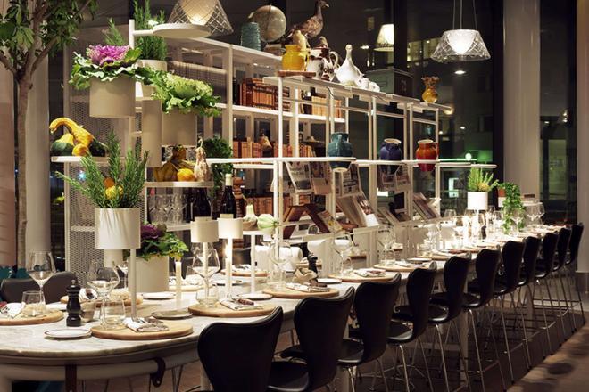 凯瑞华晟酒店-赛阿 - 斯德哥尔摩 - 宴会厅