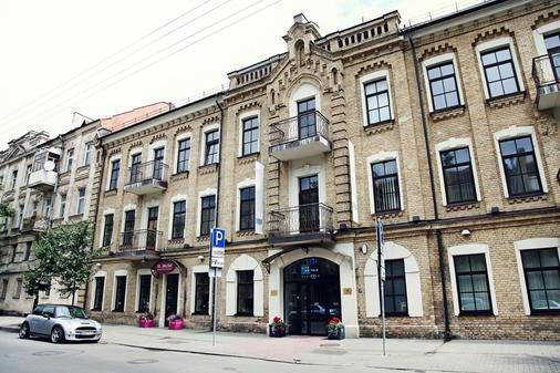 布拉城市酒店 - 维尔纽斯 - 建筑
