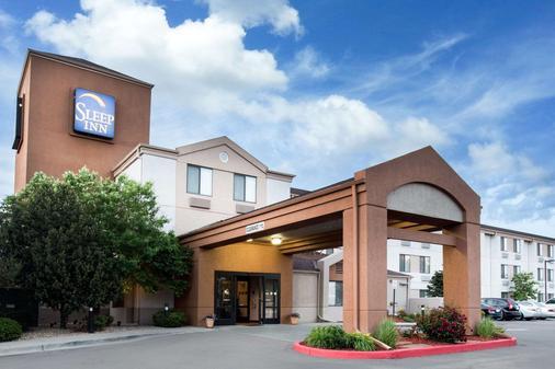 丹佛科技睡眠客栈酒店 - 格林伍德村 - 建筑