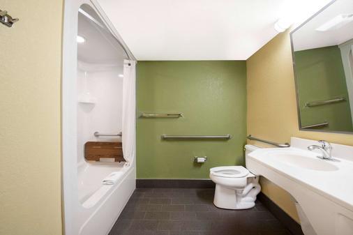 丹佛科技睡眠客栈酒店 - 格林伍德村 - 浴室